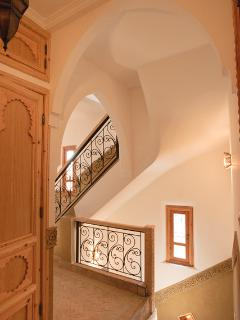 Escaliers 1er étage