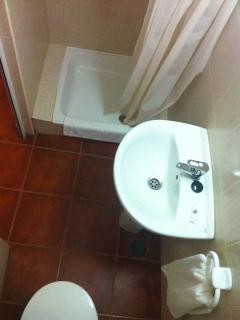 Casa de Banho Privada do Quarto Duplo Standard