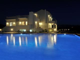 DIAS-Cretan View with ecological pool