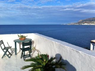 La Casa con terrazza sul mare, Trapani