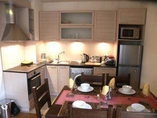 Open plan lounge, kitchen diner