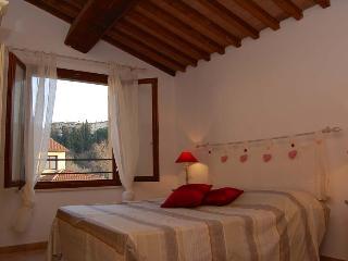 Borgo Renaio Guardistallo - bilocale vista mare