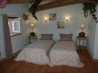Maison Bersane Chambre Jade
