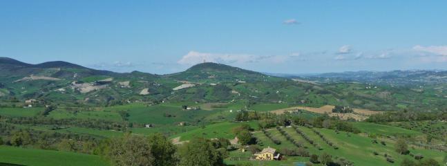 Terre di Orpiano-aerail view