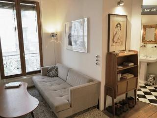 Beautiful 1bdrm in trendy 9th, París