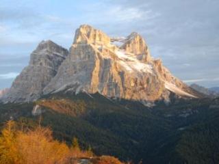 mount Pelmo - Unesco World Heritage