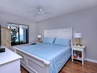 Master bedroom -  Very comfortable new Serta King Icomfort mattress!