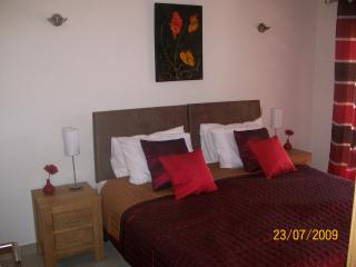 Bedroom 1 with en-suite