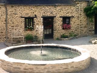 The Front of Le Nefflier Cottage