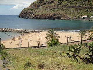 Casa junto a praia