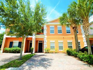 From $75/nt,Near Disney,Seaworld,Convention Center,4br/3ba townhome With HotTub