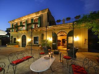 villa scauzzina, Torre Faro