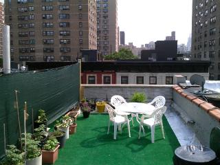 2br Duplex w/ Private Roof deck Near Empire State!, New York