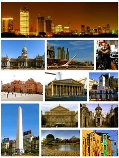 Principales Puntos Turísticos de Buenos Aires