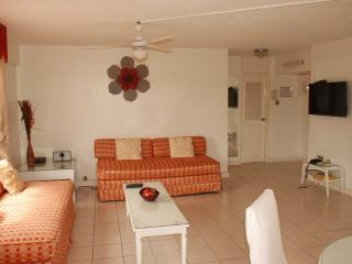 Deluxe one bedroom ....Spacious lounge.. flat screen television...WI-FI