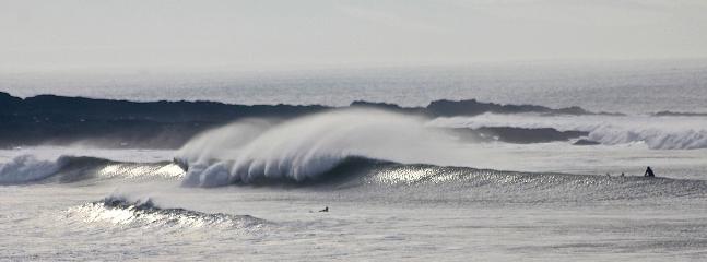 Croyde waves