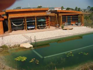 Your Ecohouse & Biopool near Lisbon