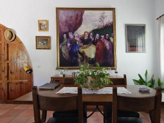 Dining area/  in living area