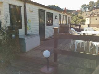 Camping Iznate mobil-home