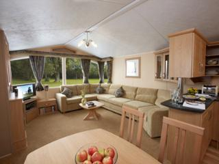Lounge with plenty of seating, TV, DVD, Books etc