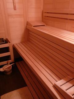 Ground Floor Sauna