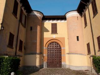 Villa La Vescogna, Historical house near Lake Como