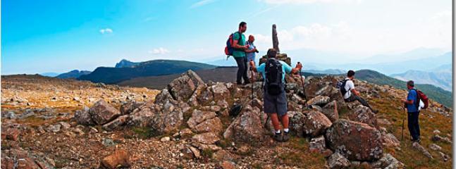 Sport and relax... trekking...