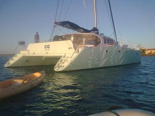 Yacht CQ, Dar es Salaam