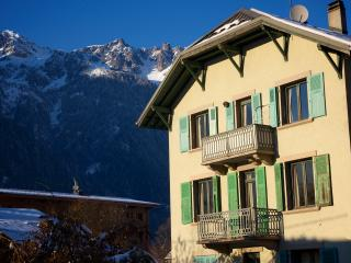 Chamonix Centre Apartment