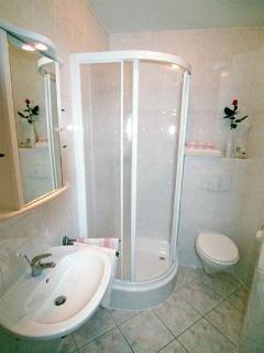 Bathroom of apartment C
