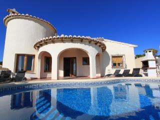 MJ00075 Beautiful 3 Bed Villa, Benitachell