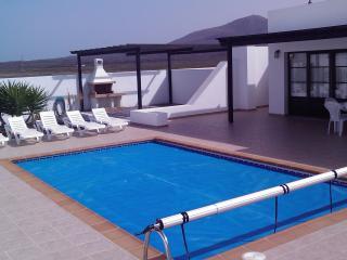 Villa Cesaraugusta, Playa Blanca