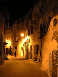 Capena by night