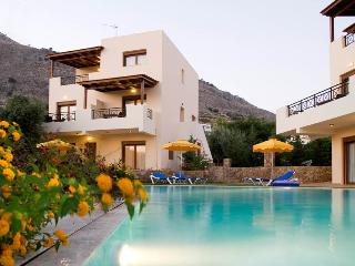 Superior 4 bedroom villa II, Pefkos