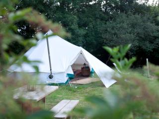 Cwm Ty Coed - Bell tent, Carmarthen