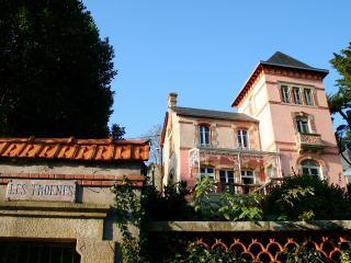 Les Troënes, Douarnenez
