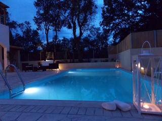 Villa Zoe private property with pool close to Corfu Town