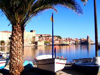 L'aquarelle 3, Collioure