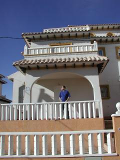 Villa in November