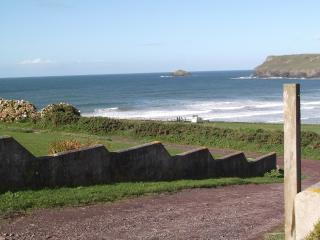Family Beach House, Tristram Cliff, Polzeath