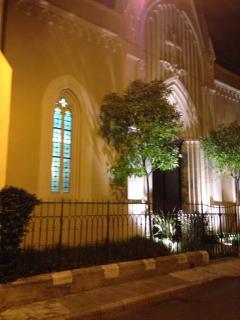 16th century Neo-Gothic Saint Bernardin Chapel