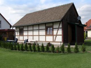 Kleines Ferienhaus Nähe Jena, Stadtroda