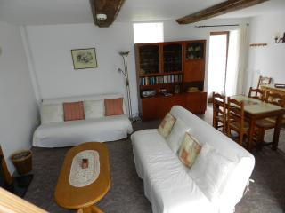View of lounge in Gite 2