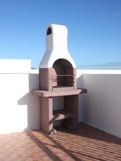 BBQ on the sun terrace