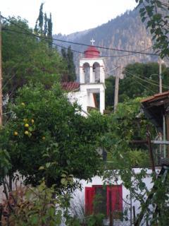 Clocher village