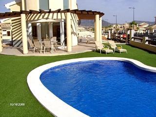 Beautiful villa with pool, La Tercia