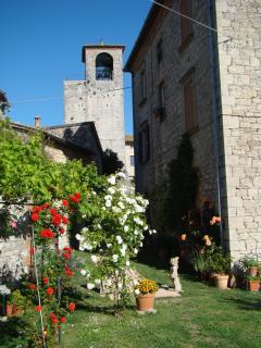 Villa Sogno garden