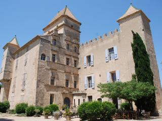 Château de Ribaute, Béziers