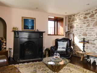 Beautiful surroundings with and open fire in the comfortable Sitting Room