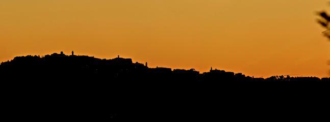 vista di Montepulciano